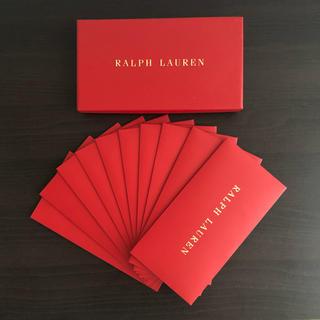ラルフローレン(Ralph Lauren)のラルフローレン ボックス&封筒10枚セット(その他)
