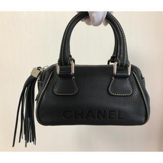 シャネル(CHANEL)のシャネル ミニバッグ タッセル(ハンドバッグ)