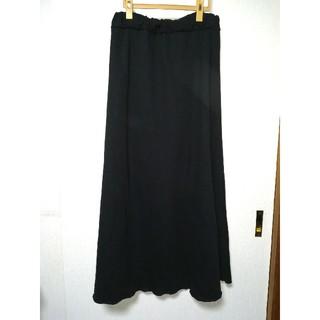 厚手*ロングスカート(ロングスカート)
