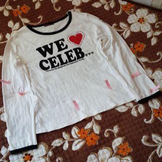 ロゴTシャツ(Tシャツ(長袖/七分))
