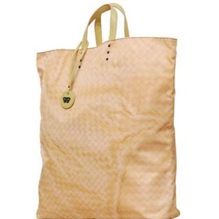 ボッテガヴェネタ(Bottega Veneta)のmika様専用 ボッテガ バッグ イントレッチオリュージョン 黄色(トートバッグ)