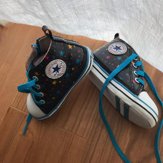 コンバース(CONVERSE)のコンバース ベビー靴 12.5cm(スニーカー)