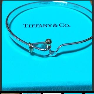ティファニー(Tiffany & Co.)のティファニー フックアイバングル(ブレスレット/バングル)