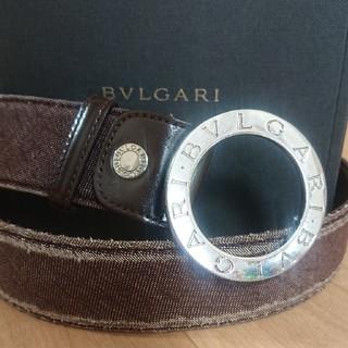 fefc42c80eec ブルガリ バックルベルト ベルト(メンズ)の通販 67点 | BVLGARIのメンズ ...