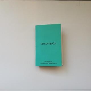 ティファニー(Tiffany & Co.)のTiffany 香水サンプル& MISS Dior ボディミルク(香水(女性用))