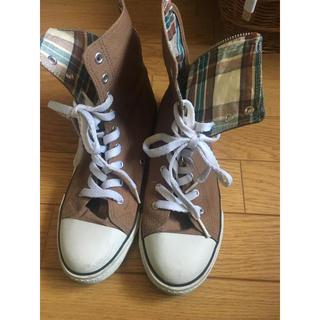 コンバース(CONVERSE)のレディース靴(スニーカー)