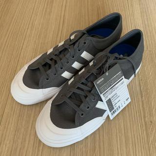 アディダス(adidas)のadidas matchcourt skateboarding グレー(スニーカー)