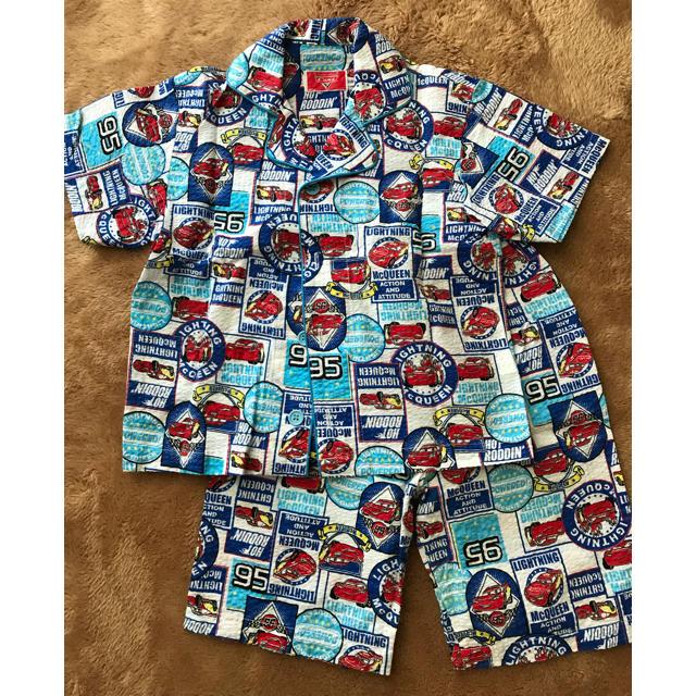 Disney(ディズニー)のCars パジャマ キッズ/ベビー/マタニティのキッズ服 男の子用(90cm~)(パジャマ)の商品写真