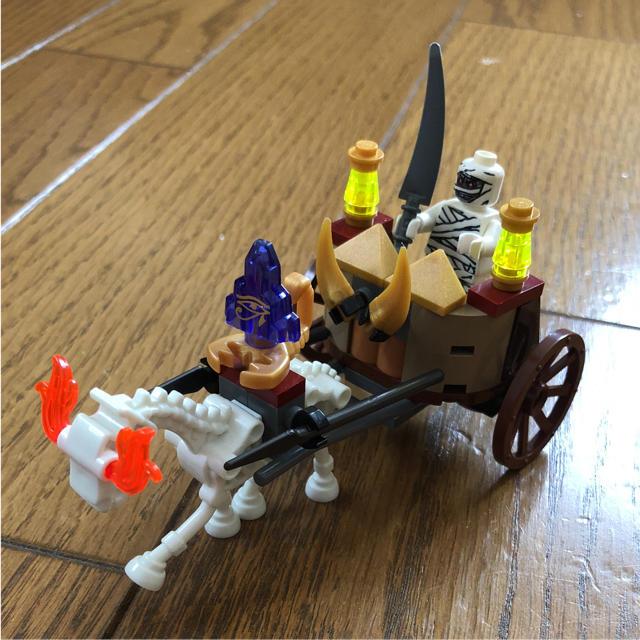 Lego(レゴ)の専用★レゴ LEGO 9462 モンスターファイター  キッズ/ベビー/マタニティのおもちゃ(知育玩具)の商品写真
