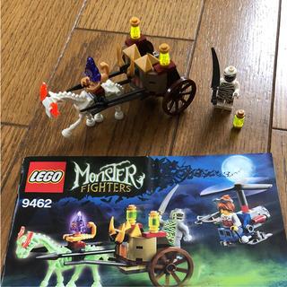 Lego - レゴ LEGO 9462 モンスターファイター 馬車 ミイラ ガイコツ