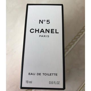 CHANEL - CHANEL 香水 5番 19ml