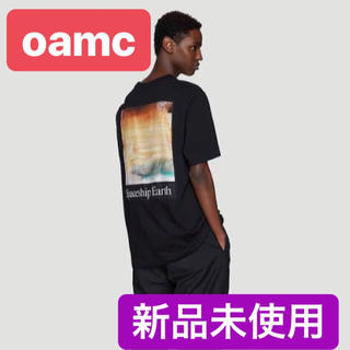 ジルサンダー(Jil Sander)のoamc space ship earth tシャツ Mサイズ(Tシャツ/カットソー(半袖/袖なし))
