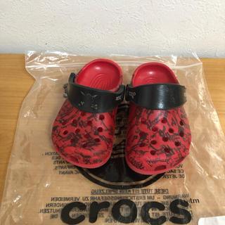 クロックス(crocs)のクロックス crocs 14cm(サンダル)