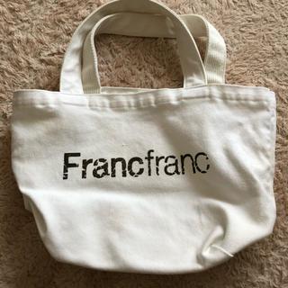 フランフラン(Francfranc)のFrancfranc・トートバッグ(トートバッグ)