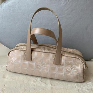 シャネル(CHANEL)のシャネルトラベルライン正規品(ハンドバッグ)