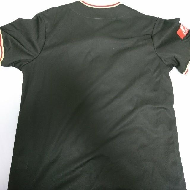 東北楽天ゴールデンイーグルス(トウホクラクテンゴールデンイーグルス)の楽天イーグルス ユニフォーム ブラック スポーツ/アウトドアの野球(応援グッズ)の商品写真