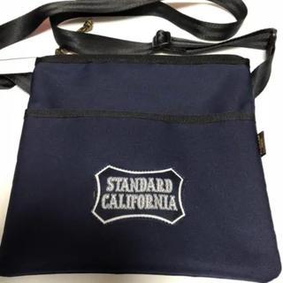 スタンダードカリフォルニア(STANDARD CALIFORNIA)のスタンダードカルフォルニア サコッシュ(ショルダーバッグ)