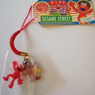 セサミストリート(SESAME STREET)のエルモのご当地ストラップ(ストラップ)