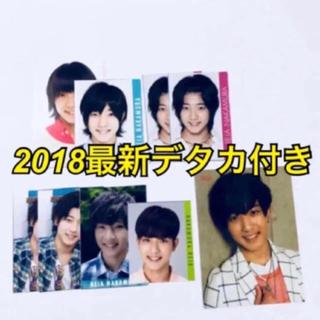 ジャニーズJr. - データカード デタカ プロフィールカード 厚紙カード myojo 中村嶺亜