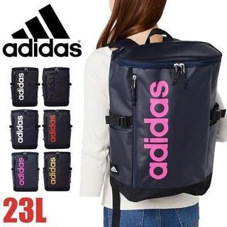 アディダス(adidas)のadidas*23Lアディダス スクエア型 リュックサック■定価8,532円(リュック/バックパック)