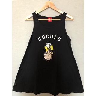 ココロブランド(COCOLOBLAND)のcocologirlワンピース(ひざ丈ワンピース)