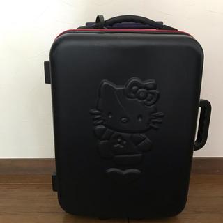 ハローキティ(ハローキティ)のハローキティ キティ キャリーバッグ 旅行(スーツケース/キャリーバッグ)