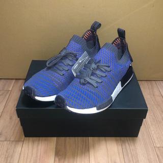アディダス(adidas)の新品 adidas NMD R1 STLT PK CQ2388 28cm ブルー(スニーカー)