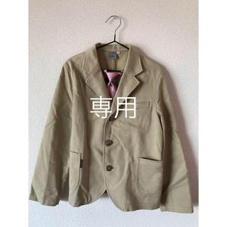 サンカンシオン(3can4on)の入学式スーツ上下セット 130cm(ドレス/フォーマル)