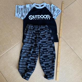 OUTDOOR - パジャマ 150 黒