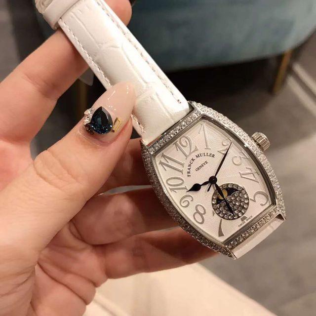 FRANCK MULLER(フランクミュラー)のフランクミュラー インポート腕時計 レディースのファッション小物(腕時計)の商品写真