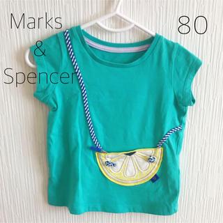 ネクスト(NEXT)のマークスアンドスペンサー80 半袖(Tシャツ)