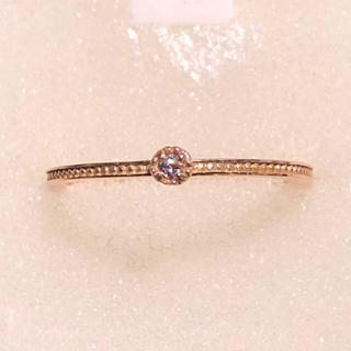 k10 ダイヤモンドリング(リング(指輪))