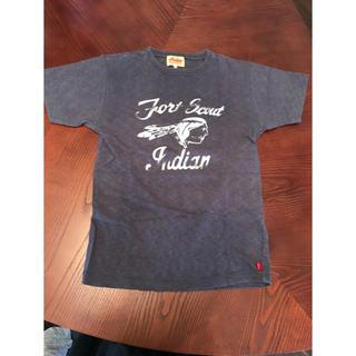 インディアン(Indian)のメンズ  半袖トレーナー(Tシャツ/カットソー(半袖/袖なし))
