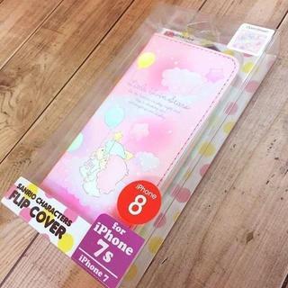 サンリオ - サンリオ キキララ 手帳型 iPhone8/7/6s/6 SAN755TSA