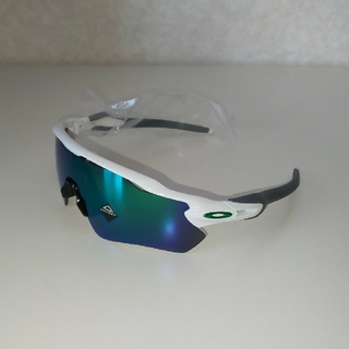 Oakley - OAKLEY Radar EVPath〔ポリッシュドホワイト/プリズムジェイド〕