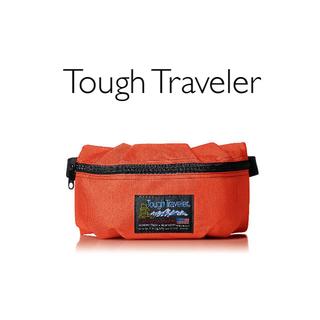 【Tough Traveler】タフトラベラー  ウエストバッグ(新品)(ボディーバッグ)