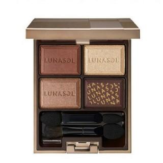 LUNASOL - LUNASOL ルナソル ドゥ・ショコラアイズ 02.Chocolat Amer