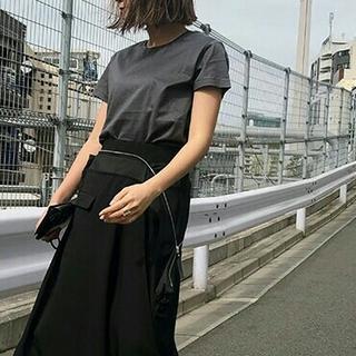 アメリヴィンテージ(Ameri VINTAGE)の【アメリヴィンテージ】ベーシックTシャツ♪(Tシャツ(半袖/袖なし))