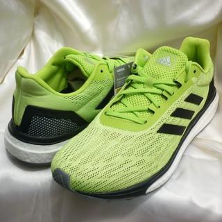 アディダス(adidas)の定価12420円新品B27㎝★アディダスランニングシューズ RESPONSE (シューズ)
