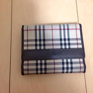 バーバリー(BURBERRY)のバーバリーの財布(日用品/生活雑貨)