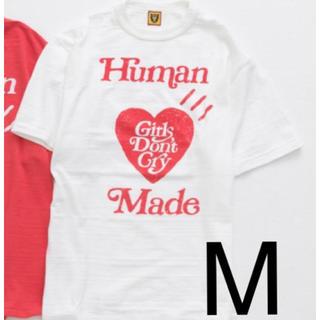 アベイシングエイプ(A BATHING APE)のhuman made × girls don't cry Tシャツ 新品M(Tシャツ/カットソー(半袖/袖なし))
