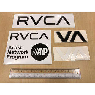 RVCA - RVCA ステッカーセット 新品未使用 全国送料無料