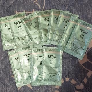 ノブ(NOV)のNOV IIIウォッシングクリーム(洗顔料)