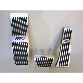 BMW Mスポーツ アルミペダル 穴あけ不要タイプ 1 3シリーズ 送料込み