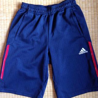 アディダス(adidas)のadidas☆ハーフパンツ☆150☆美品(パンツ/スパッツ)