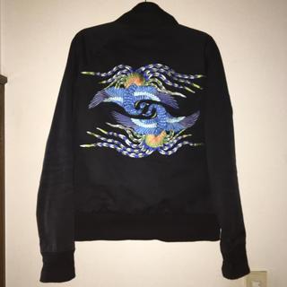 コムデギャルソン(COMME des GARCONS)のparadox 刺繍ジャケット(ブルゾン)