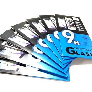 新品 TEMPERED GLASS iPhoneフィルム 9H強化クリアガラス