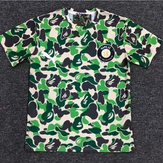 アベイシングエイプ(A BATHING APE)のBAPE × プーマ Tシャツ(Tシャツ/カットソー(半袖/袖なし))