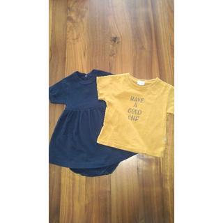 ウフ Tシャツ 12m