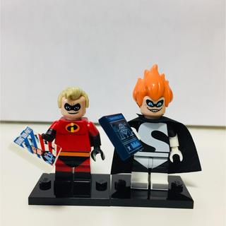 Lego - レゴ インクレディブル ミニフィグ